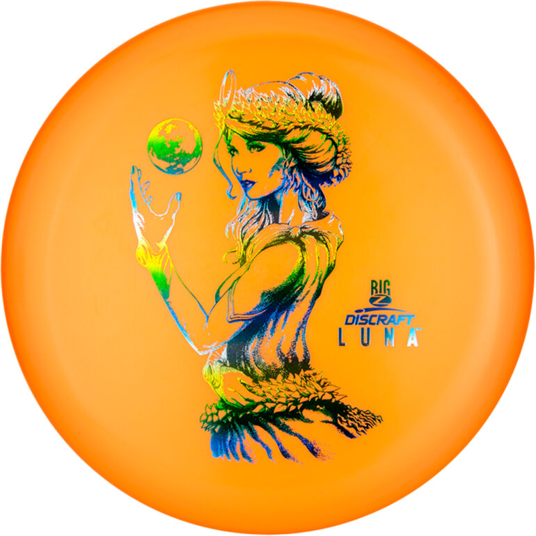 Discraft Big Z Luna 2021 Paul McBeth